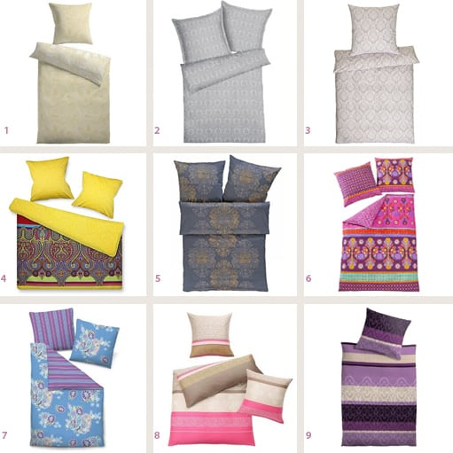 bettw sche zum tr umen the kaisers. Black Bedroom Furniture Sets. Home Design Ideas