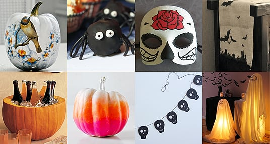 Halloween Ideen – Die 8 schönsten Tutorials
