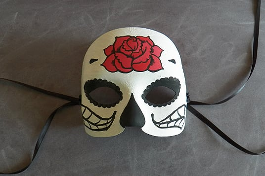 Halloween Ideen Maske