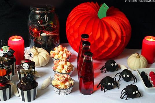 Halloween Ideen Süßigkeiten