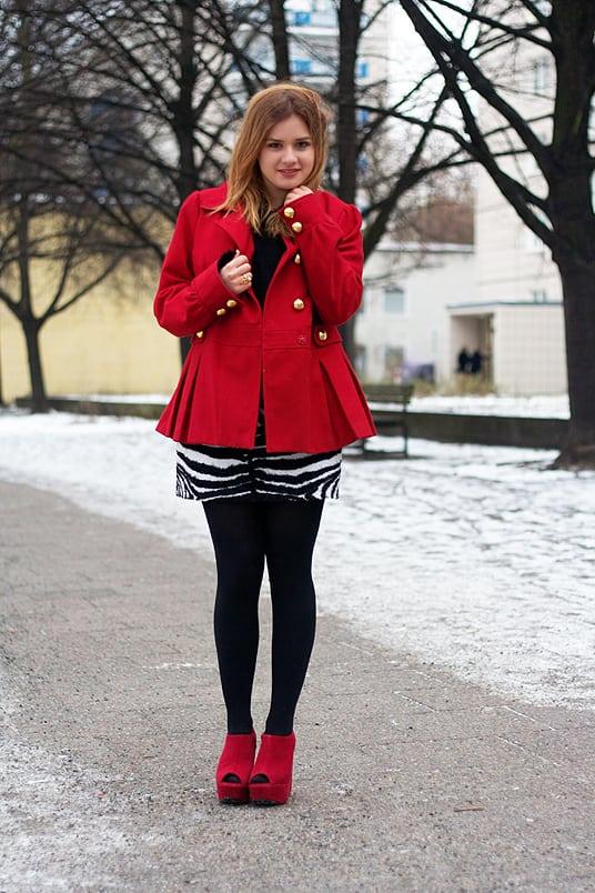 Caroline von La dolce fashion vita