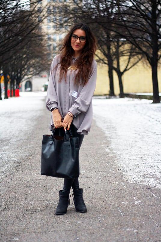Jasmin von fashiontimeline