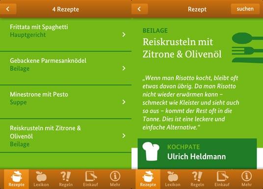 Beste Reste App 4