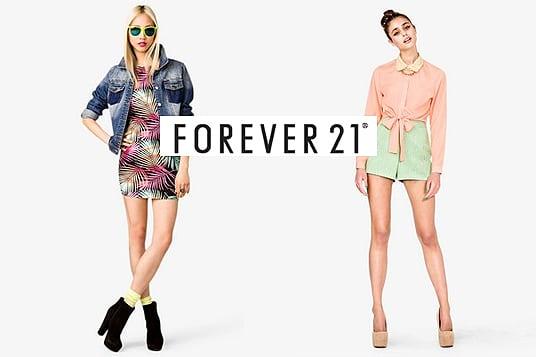 best sneakers 6dd60 5e9f0 Forever 21 Online Shop – Günstige Mode aus den USA – cheaperia