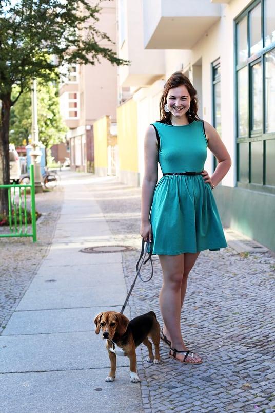 Das grüne Kleid 2