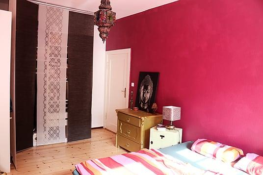 Orientalisches Schlafzimmer