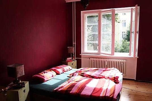 Schlafzimmer Idee Orientalisch