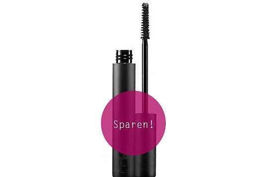Beauty Produkte sparen Mascara sparen