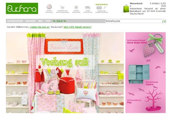 Deko onlineshop neuentdeckungen for Design deko shop