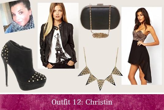 Schnäppchen Outfit Christin