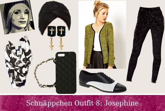 Schnäppchen Outfit Josephine