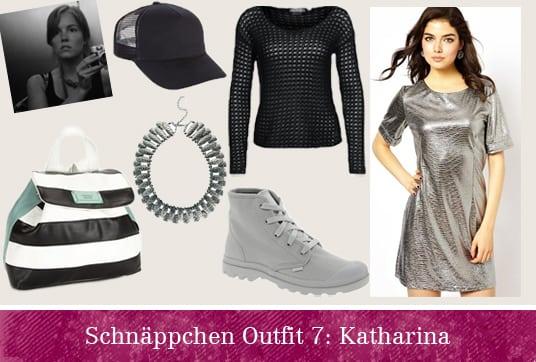 Schnäppchen Outfit Katharina