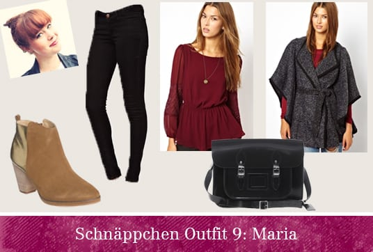 Schnäppchen Outfit Maria