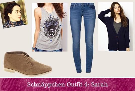Schnäppchen Outfit Sarah