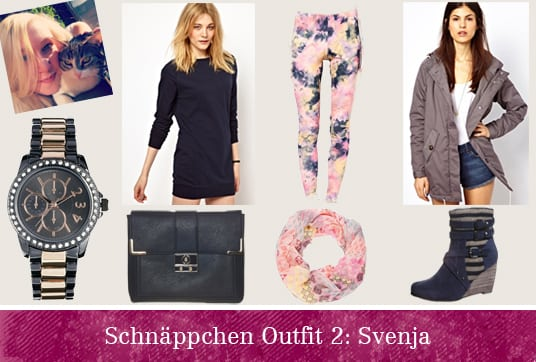 Schnäppchen Outfit Svenja