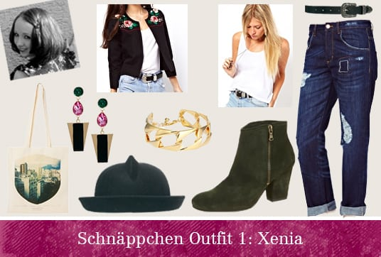 Schnäppchen Outfit Xenia