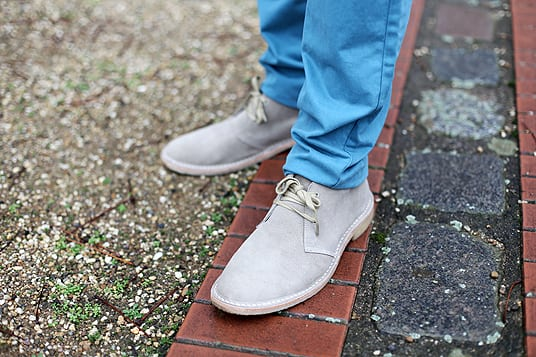 Schuhe beige Urban Outfitters