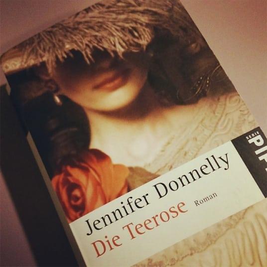 Jennifer Donnely die Teerose