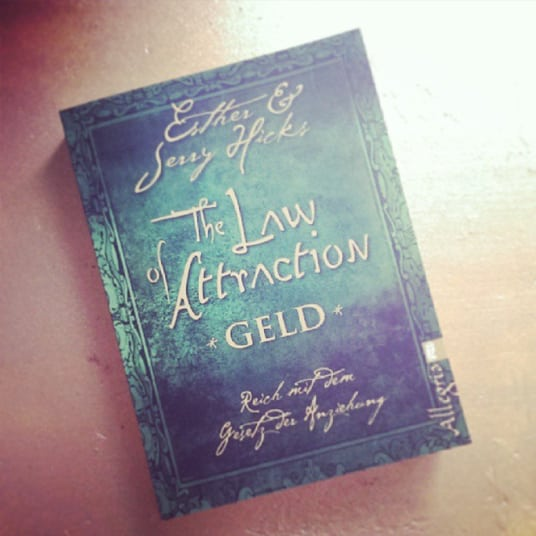 The Law of attraction Geld