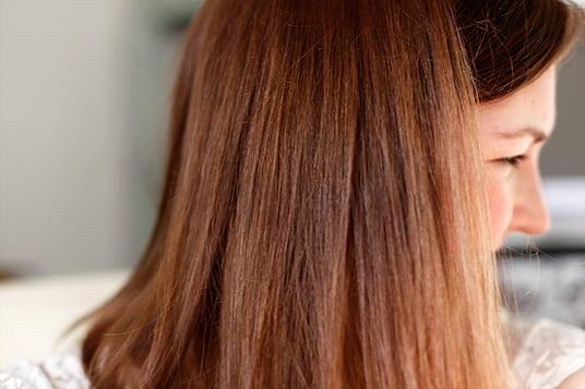 B4 Colour Haarentfärber nachher 2