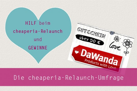 Relaunch Umfrage