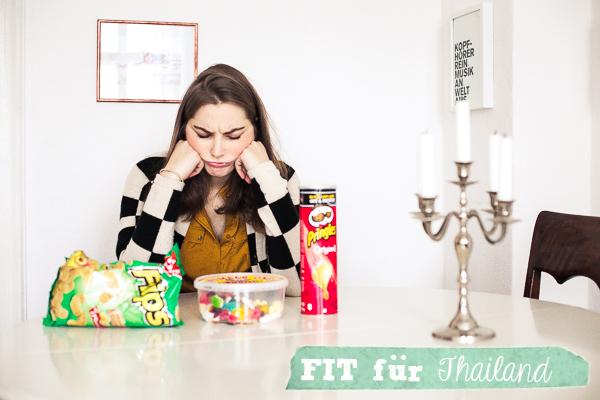 1 Monat ohne Süßigkeiten