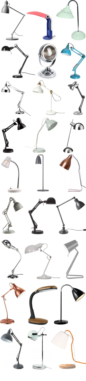 Günstige schöne Schreibtischlampen