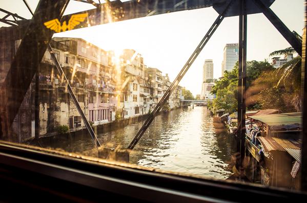 Nachtzug Thailand