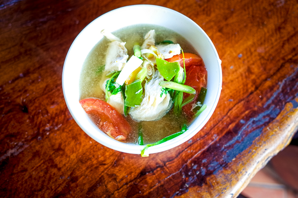 Lanta Thai Cookery School Kochschule Ko Lanta Thailand Tom Yam