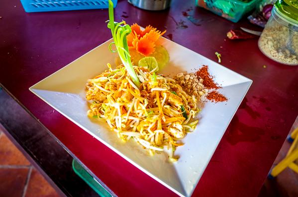 Lanta Thai Cookery School Kochschule Ko Lanta Thailand Phad Thai
