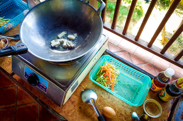 Lanta Thai Cookery School Kochschule Ko Lanta Thailand