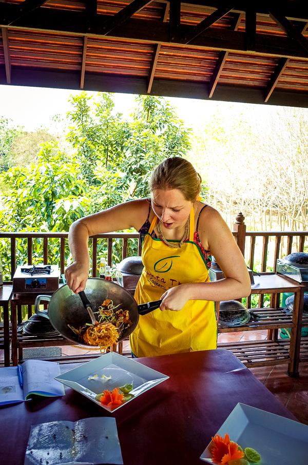 Kochschule Ko Lanta Thailand