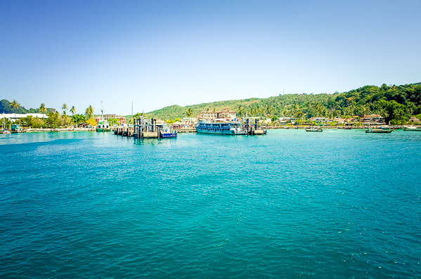 Fähre Phuket Koh Phi Phi