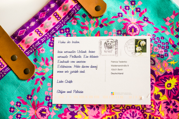 Postkarten App MyPostcard