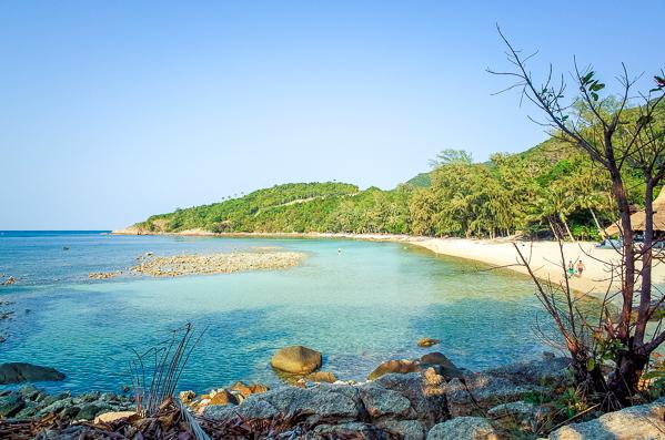 Haad Khom Koh Phangan Coral Bay