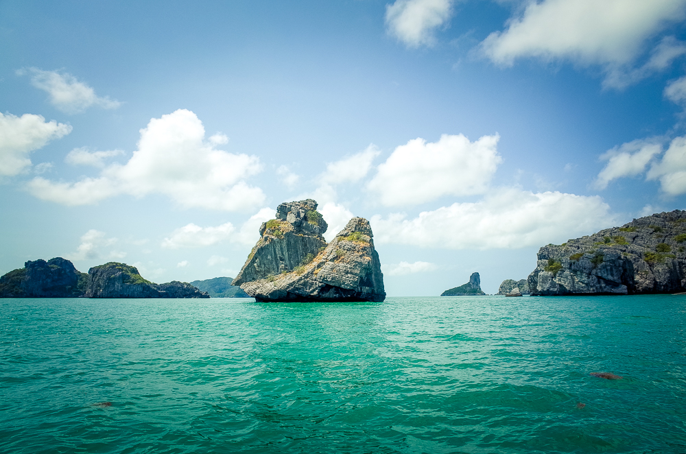 King Kong Angthong Nationalpark Thailand Nice Sea Tour
