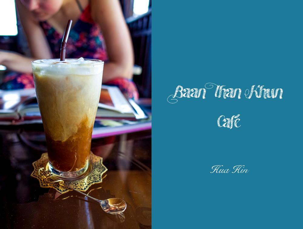 Baan Than Khun Café Hua Hin Thailand