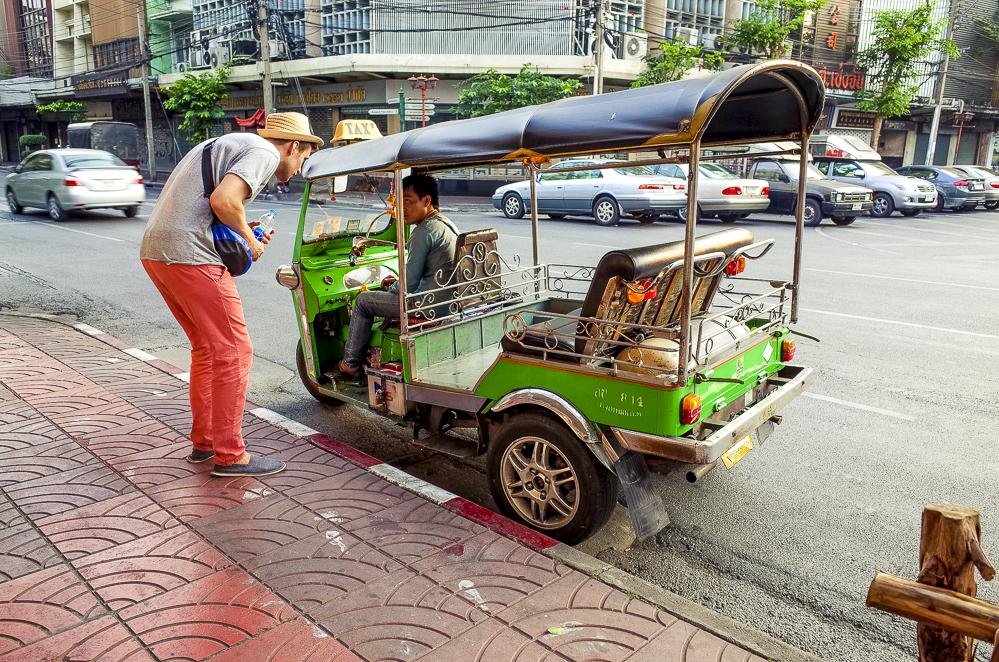 Tuk Tuk Bangkok
