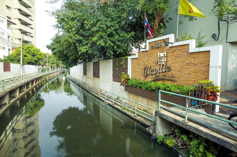 Charlie House Pin Klaro Bangkok Thailand