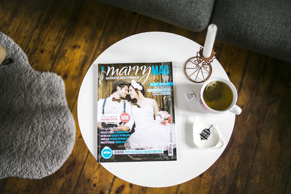 Marry Mag Hochzeitsmagazin