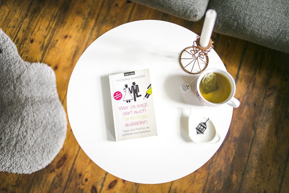 Die besten Hochzeitsbücher Thomas Sünder Wer Ja sagt darf auch Tante Inge ausladen
