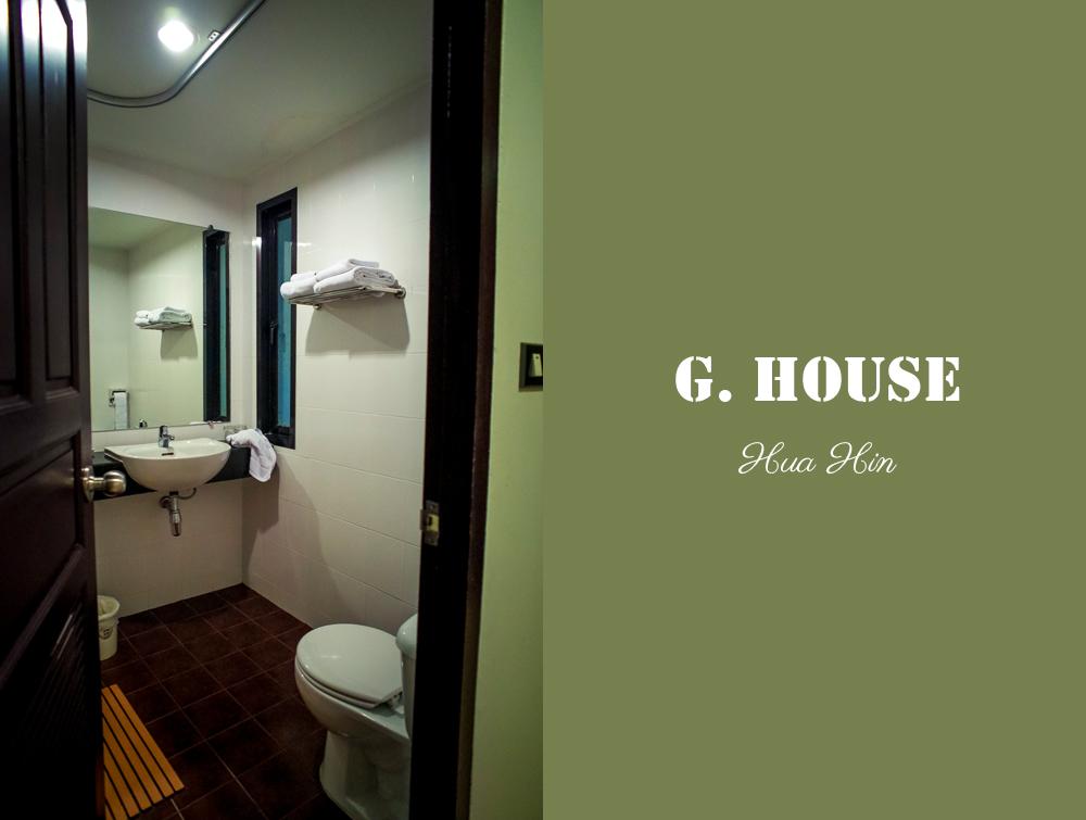 G House Hua Hin Thailand