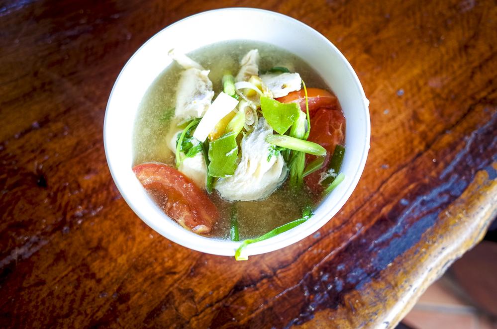 Tom Yam Thailändische Küche