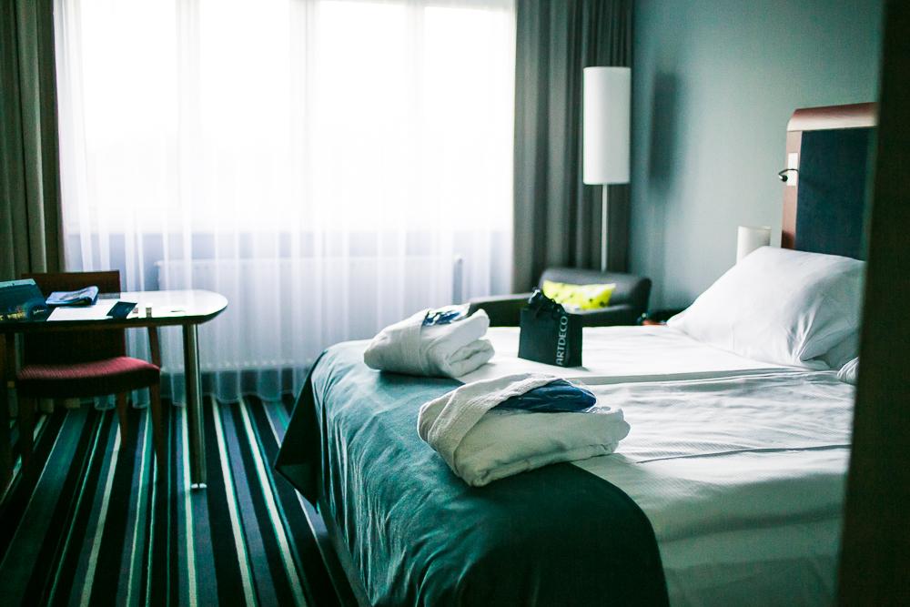 Radisson Blu Dortmund Hotel Zimmer