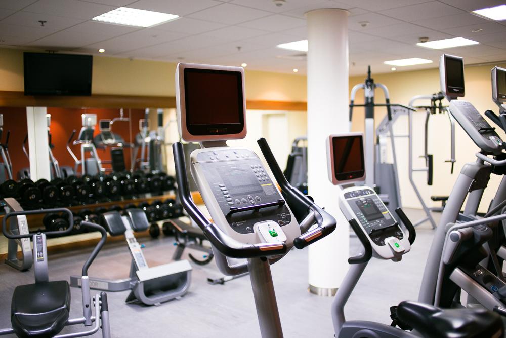 Radisson Blu Dortmund Hotel Fitness