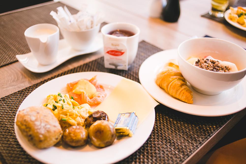 Radisson Blu Dortmund Hotel Restaurant Frühstück