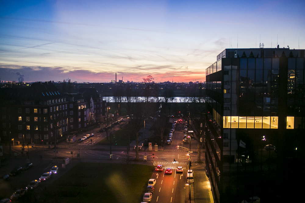 Radisson Blu Düsseldorf Hotelzimmer